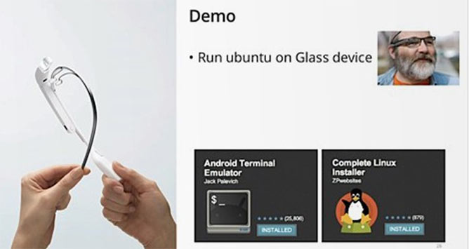 google-glass-linux