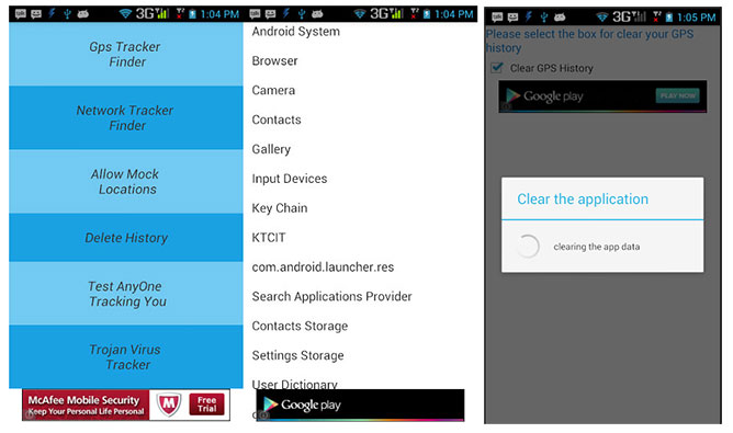 Who-is-tracking-app-android