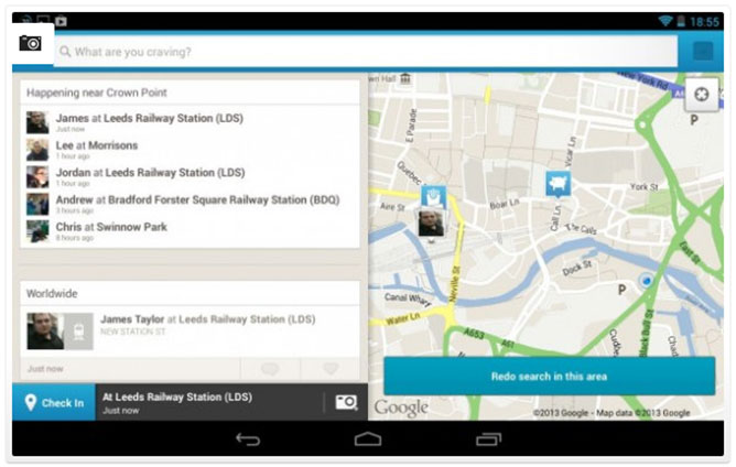 foursquare-tablets-android