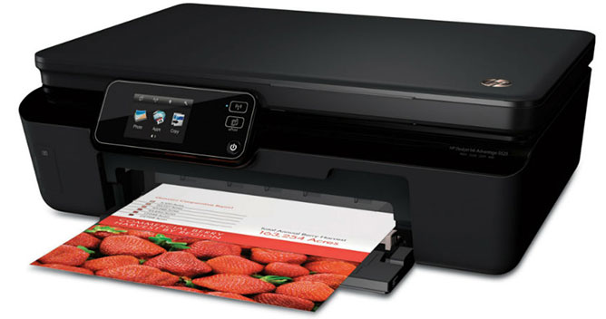 Review: HP Deskjet Ink Advantage 5525