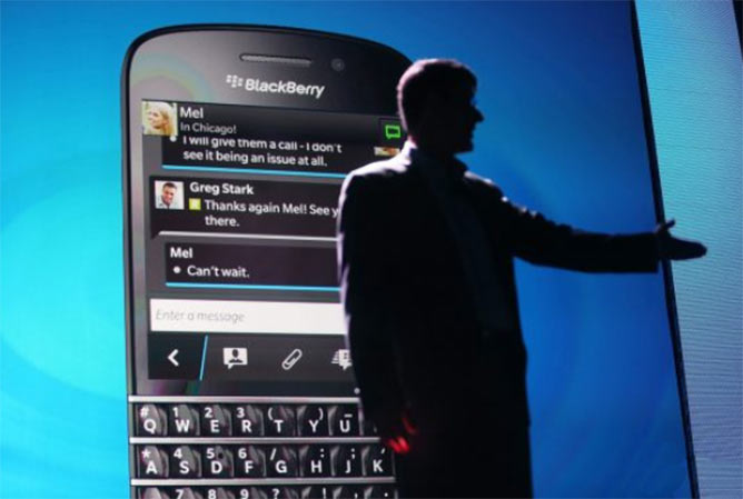 blackberry-perdida
