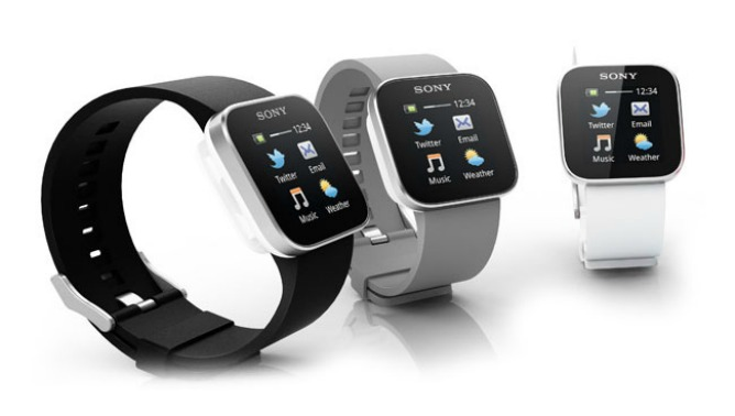 Sony-SmartWatch