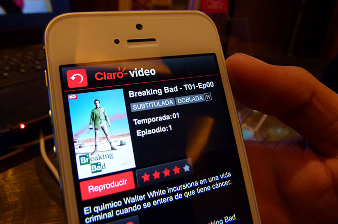clarovideo-series