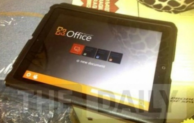 office-ipad
