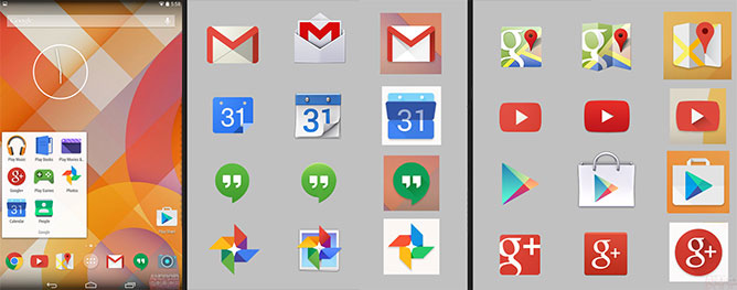 android-iconos