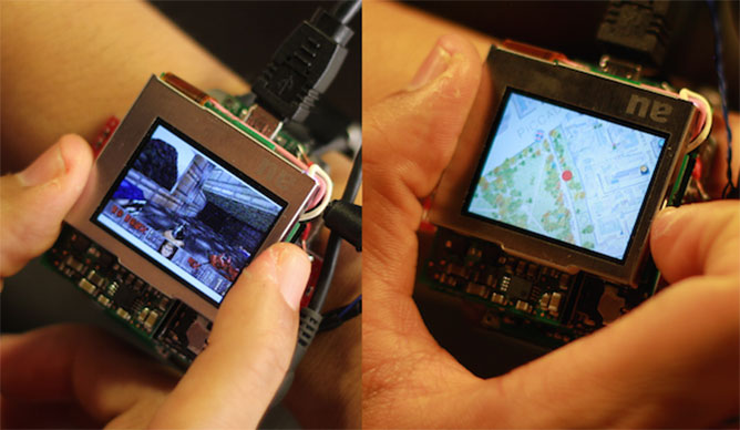 smartwatch-joystick