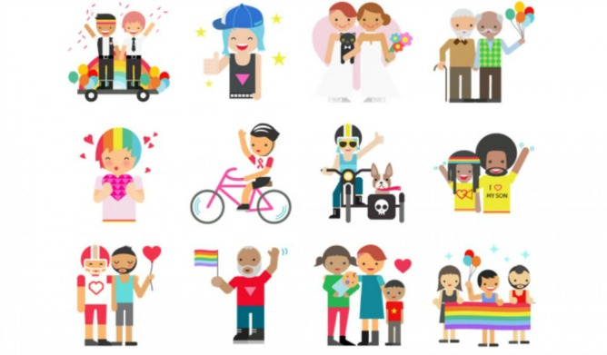 Stickers-LGBT-Facebook