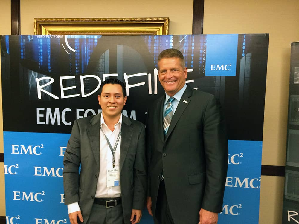 EMC Forum 2014: Entrevista con Brian Gallagher