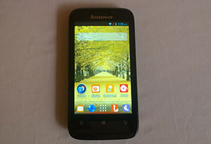 Review: Lenovo A369i