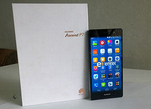 Review: Huawei Ascend P7