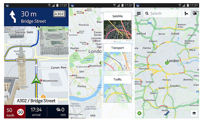 here-maps-android