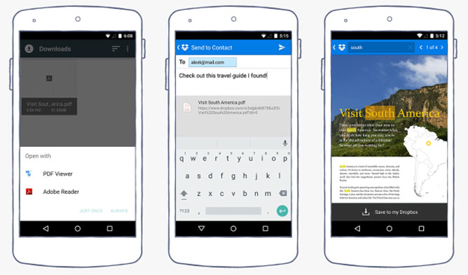 dropbox-android-pdf