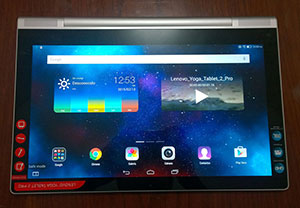 Review: Lenovo Yoga Tablet 2 Pro