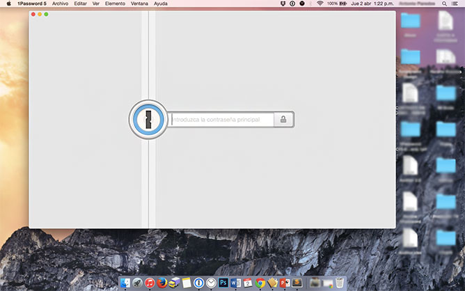 Review: 1Password para Mac e iOS