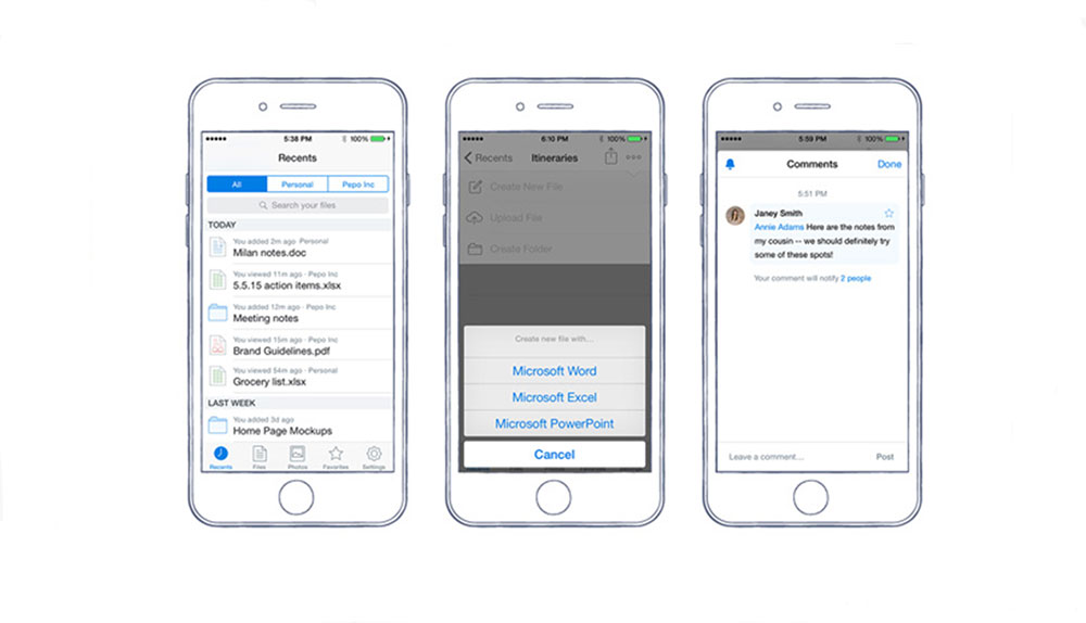 dropbox-ios-office