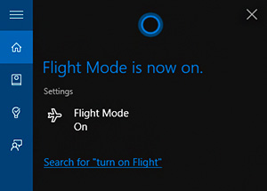 cortana-flight-mode