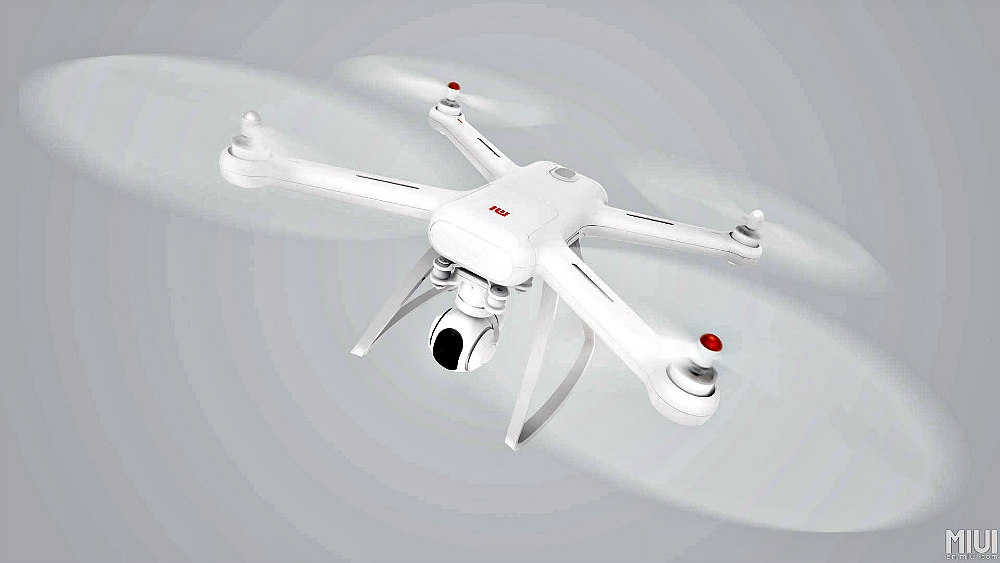 "Video: Xiaomi ""Mi Drone"" graba en 4K y cuesta $350 USD"