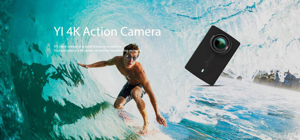 Video: Cámara deportiva de Xiaomi supera a la Hero 4 de GoPro