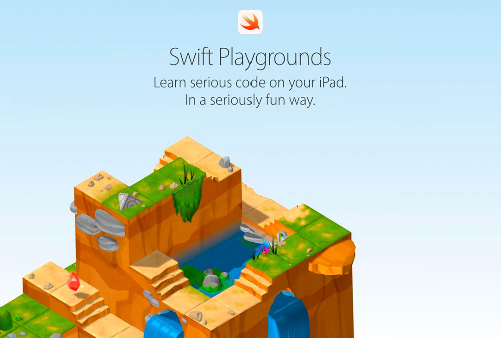 Swift-Playgrounds-app