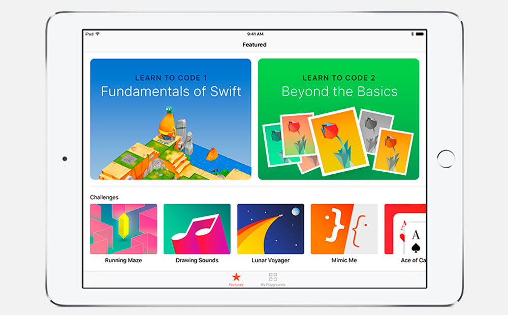 Swift-Playgrounds-apple