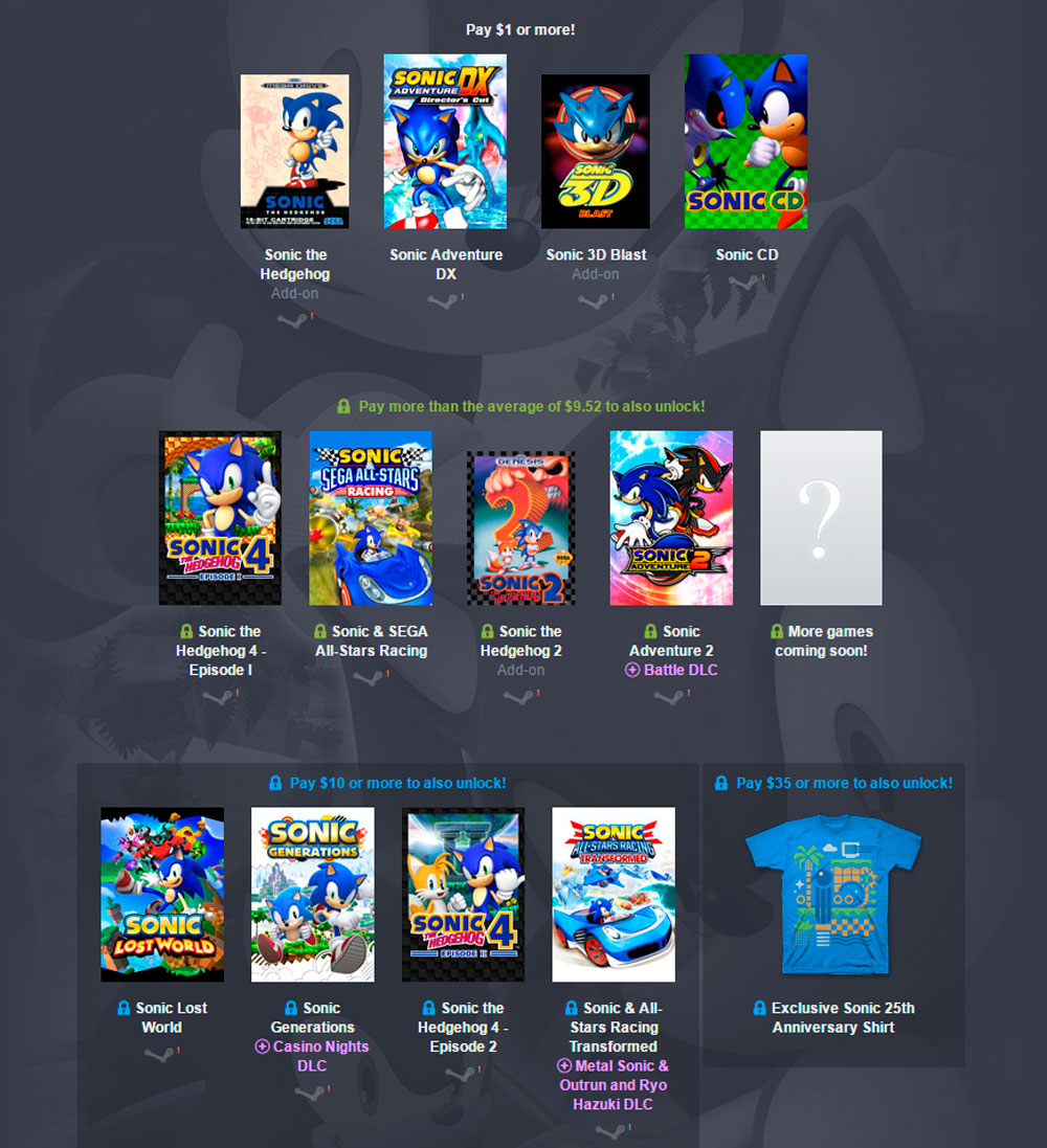 sonic--Humble-Bundle