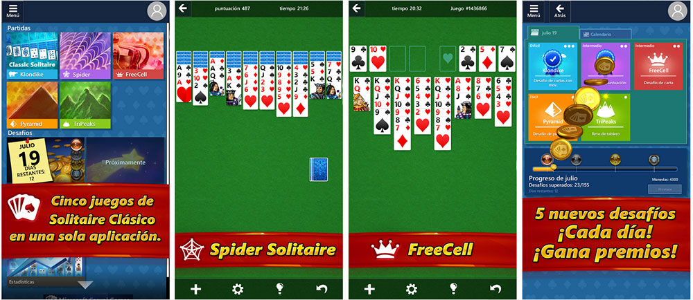 solitario-android-ios