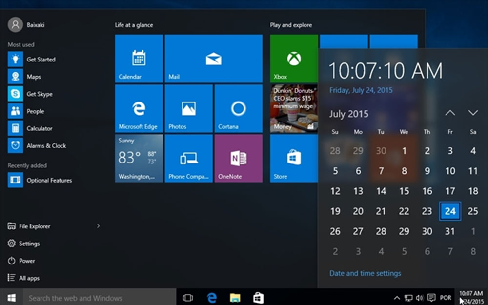 Windows 10 Cloud: ¿Se aproxima un nuevo RT?