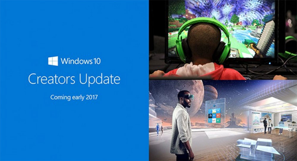 Windows 10 Creators Update llegaría en abril