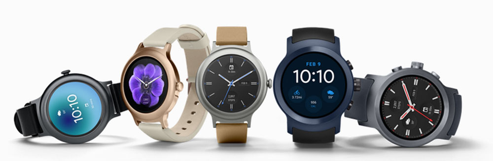 LG Watch Style y Sport: Los primeros con Android Wear 2.0