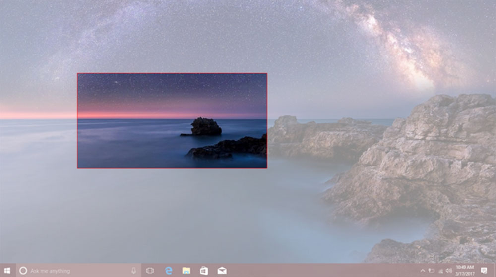 Windows 10: Cómo capturar una parte específica de la pantalla