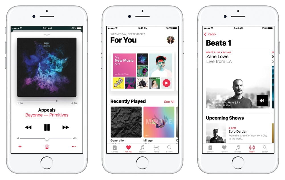 Apple Music: Rediseño pondrá mayor énfasis en los videos
