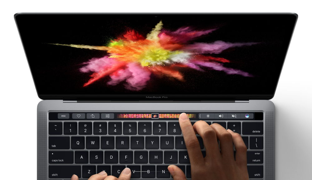 Restaurar teclas de función en MacBook Pro con Touch Bar