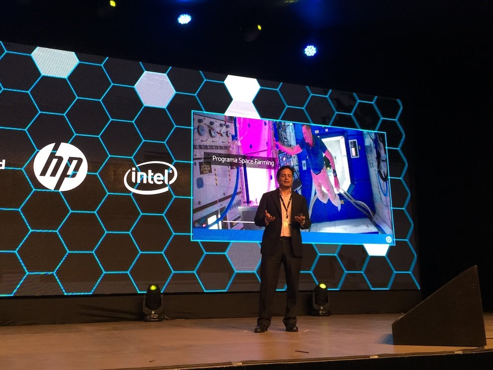 Resumen del evento Innovation Day 2017 de HP