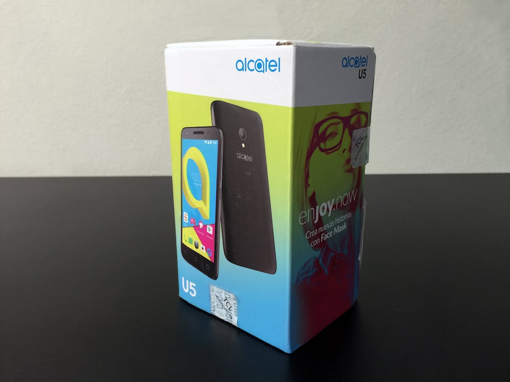 Review: Alcatel U5