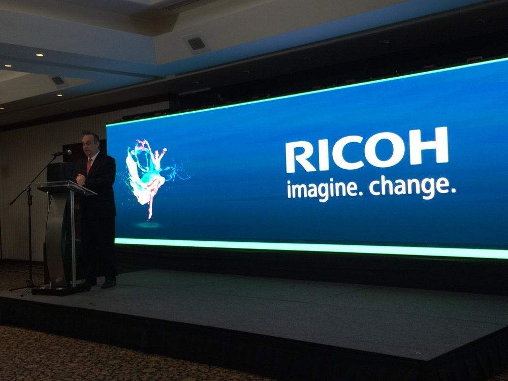 Ricoh Graphic Communications 2017