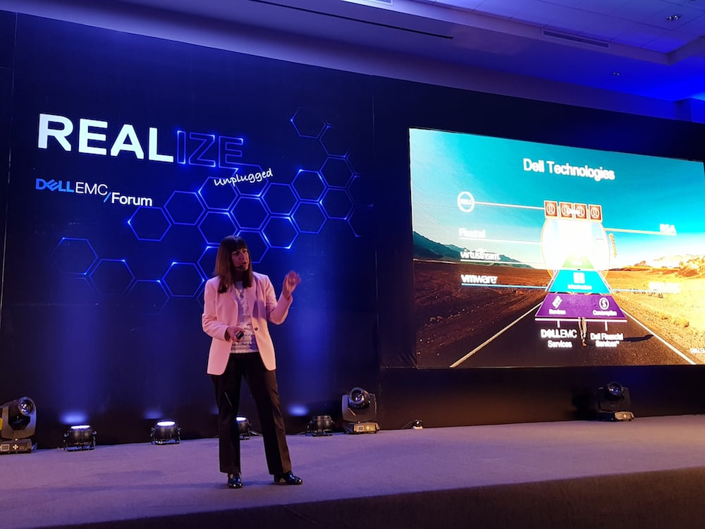 Dell EMC Forum Unplugged, desafío de transformación digital