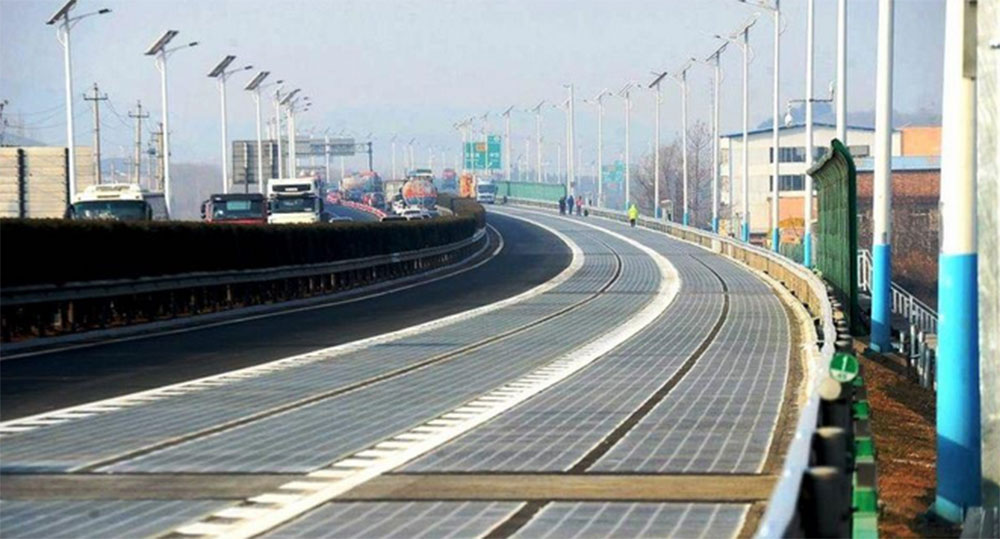 China tendrá una autopista solar en 2022