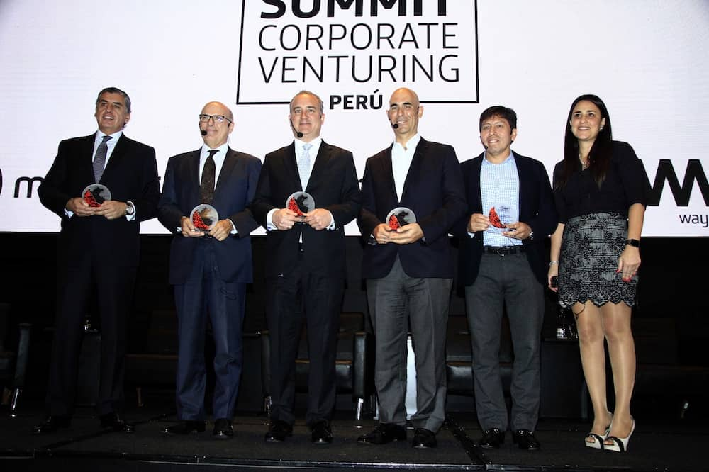CEO Summit Corporate Venturing en Perú