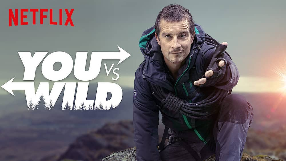 You vs. Wild, la nueva serie interactiva de Netflix