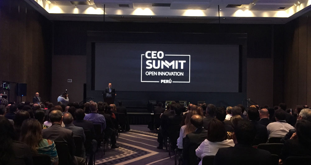 CEO Summit Open Innovation 2019 reunió a líderes del sector financiero
