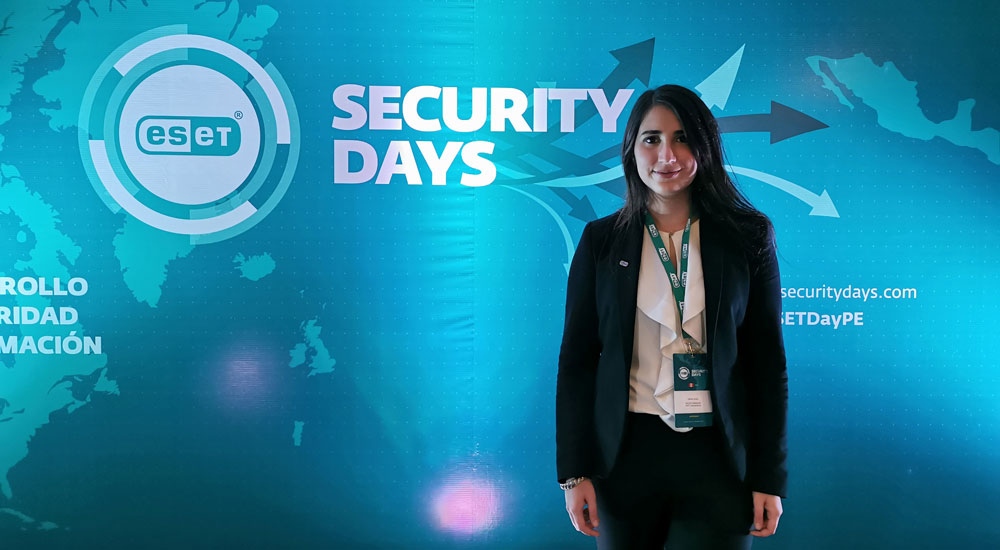 Security researcher Denise Giusto