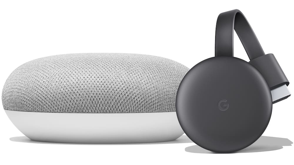 Google Home Mini y Chromecast llegan a Perú