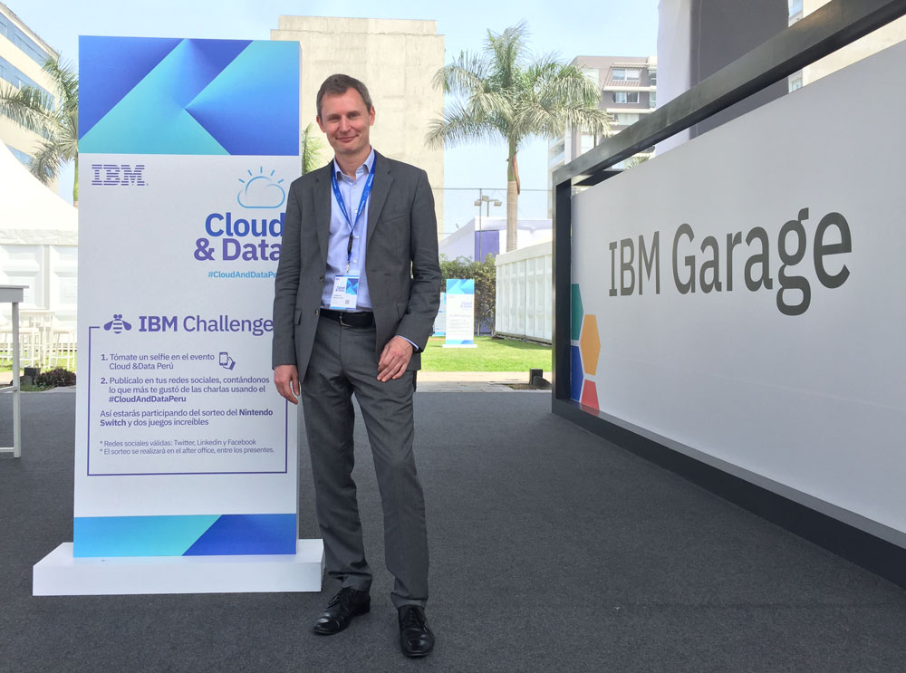 Efact: 'Las soluciones de IBM Cloud son seguras y escalables'