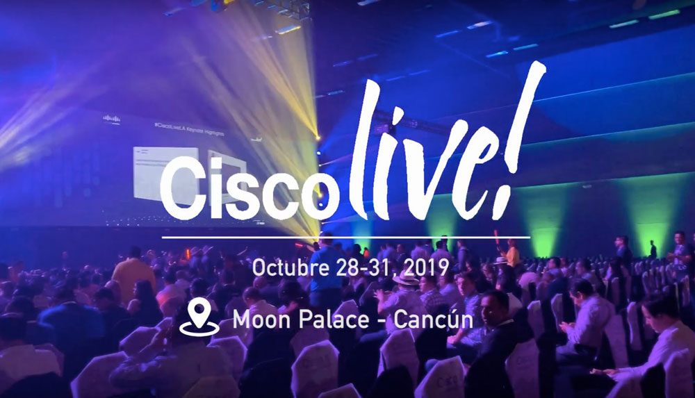 Cisco Live Cancún
