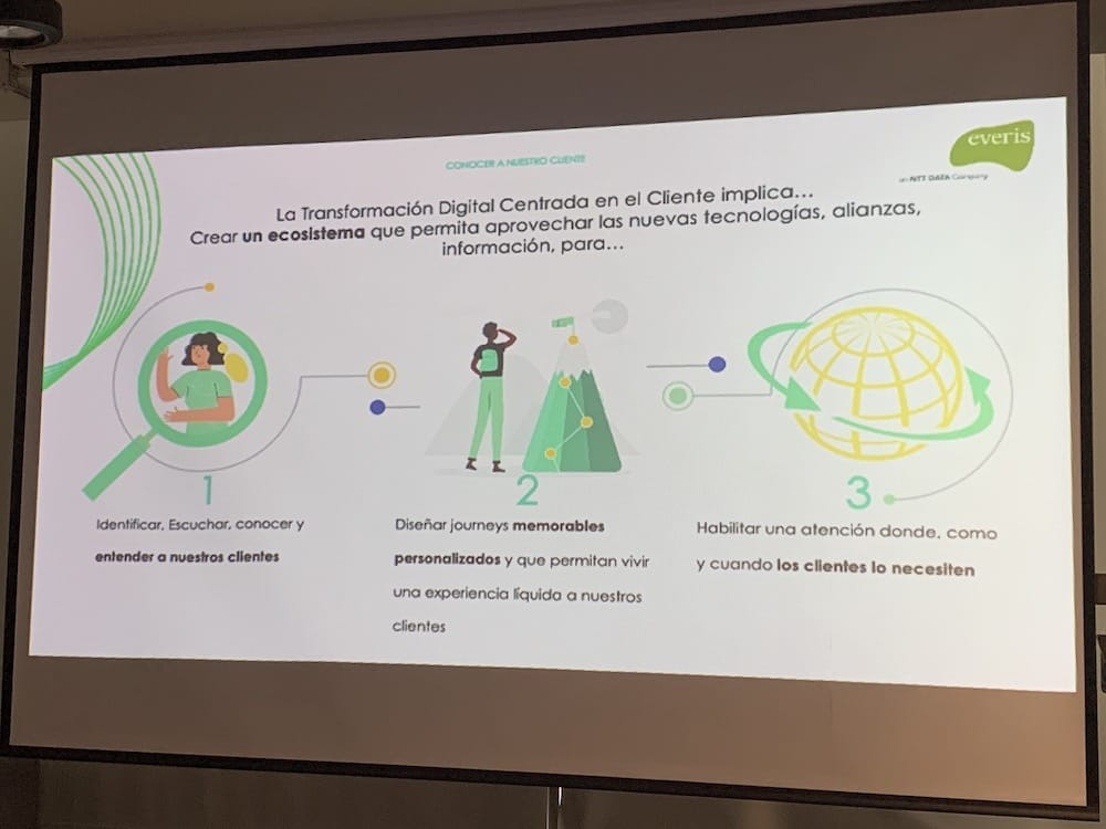 Everis y la transformación digital centrada en el cliente