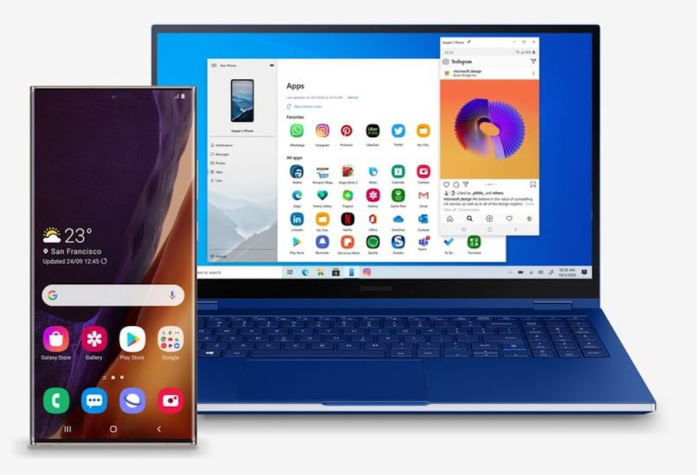 Windows 10 permite ejecutar aplicaciones de Android